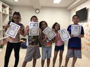 Projeto Fala Criança
