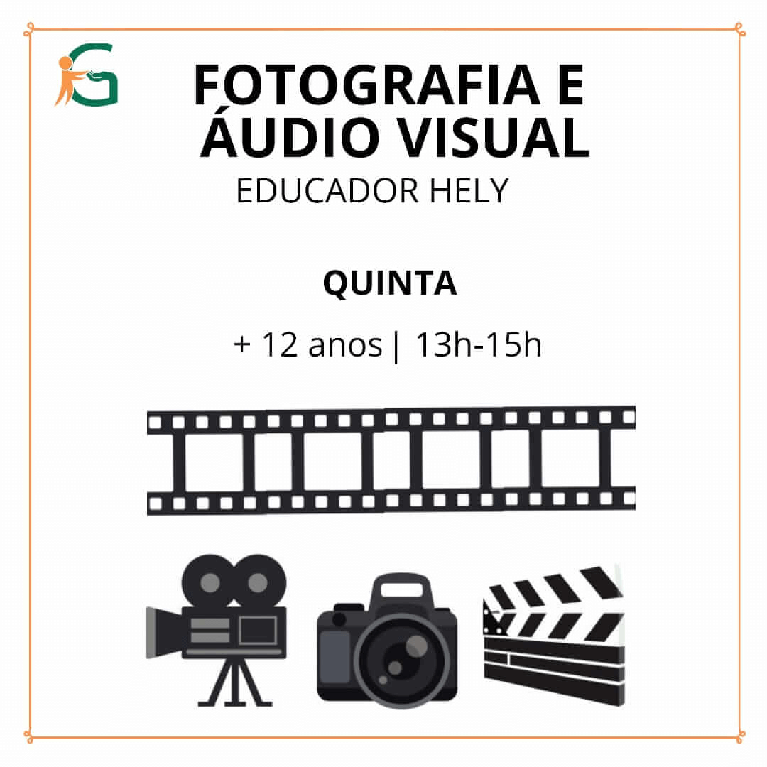 Fotografia e Audio Visual